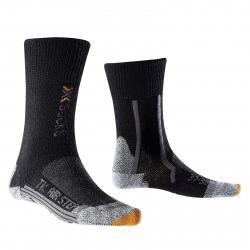 Dámske turistické ponožky X-SOCKS-Trekking Air Step Lady black/anthracite