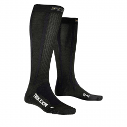Turistické ponožky X-SOCKS-Trekking Expedition Long blue/marine