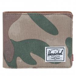 Peňaženka HERSCHEL-HANK+ 600D POLY BSTRK CAMO