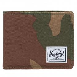 Peňaženka HERSCHEL-ROY+ 600D POLY WCAMO