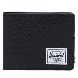 Peňaženka HERSCHEL-HANK+ 600D POLY BLACK