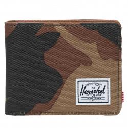 Peňaženka HERSCHEL-HANK+ 600D POLY WCAMO