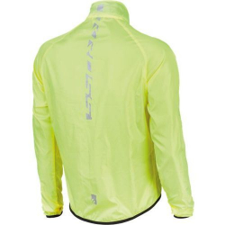 Cyklistická bunda KROSS-WATERPROOF JACKET green