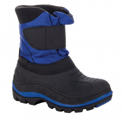 Chlapčenská zimná obuv vysoká SALBER-Gumma