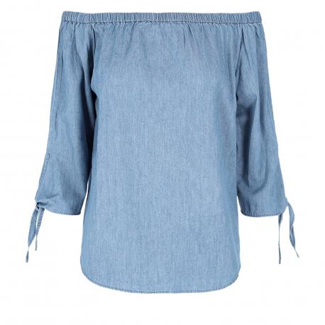 Dámská košile s dlouhým rukávem VOLCANO-K-Sueno
