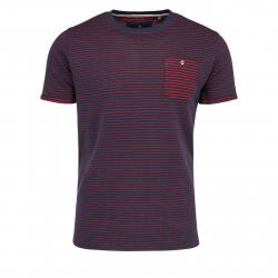 Pánske tričko s krátkym rukávom VOLCANO-T-ELI