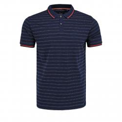 Pánske polo tričko s krátkym rukávom VOLCANO-T-FILL