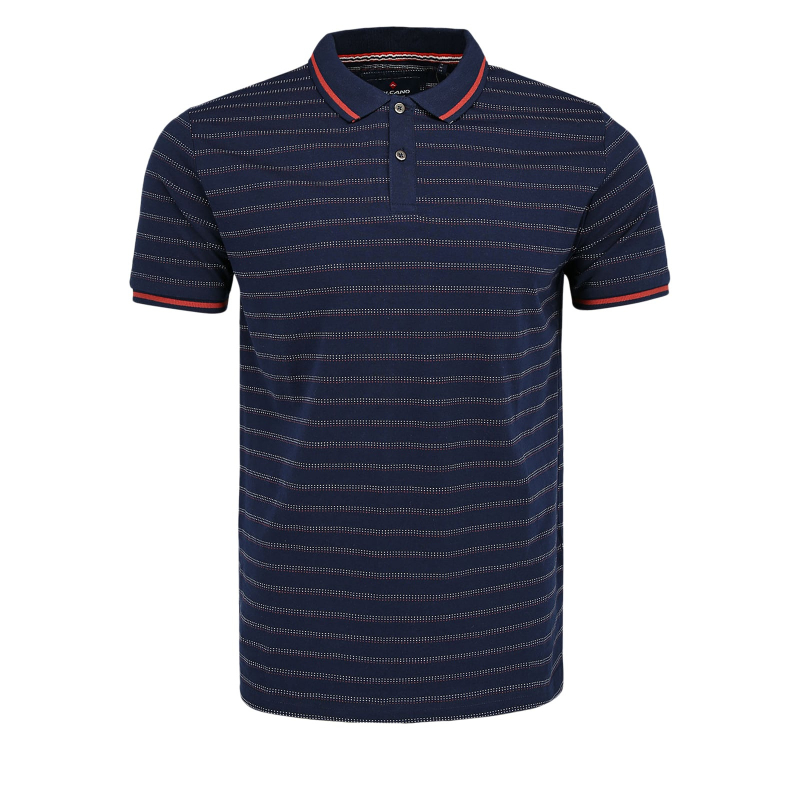 Pánske polo tričko s krátkym rukávom VOLCANO-T-FILL -