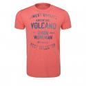 Pánske tričko s krátkym rukávom VOLCANO-T-NESTY -