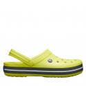 Rekreačná obuv CROCS-Crocband citrus/grey -