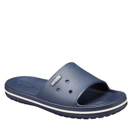 Obuv k bazénu (plážová obuv) CROCS-Crocband III Slide navy/white