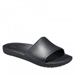 Dámska obuv k bazénu CROCS-Sloane Slide W black