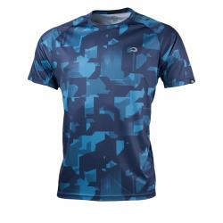 8e35d5336698 Pánske bežecké tričko s krátkym rukávom NORTHFINDER-RAPHAEL-blueprint