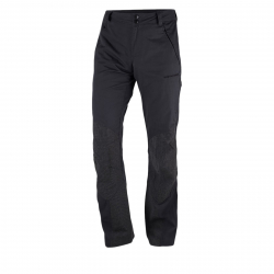 Pánske turistické nohavice NORTHFINDER-DEEGAN-grey