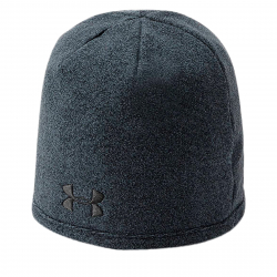 Pánska zimná čiapka UNDER ARMOUR-Men Survivor Fleece Beanie Black