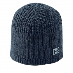 Pánska zimná čiapka UNDER ARMOUR-Men Golf Knit Beanie Academy
