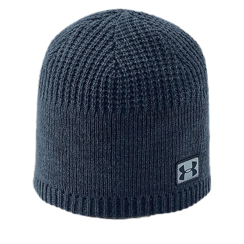 Pánska zimná čiapka UNDER ARMOUR-Men Golf Knit Beanie Academy -