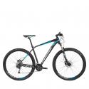 Horský bicykel KROSS-LEVEL 4.0 - bla_blu_sil -