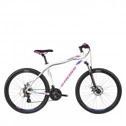 Dámsky horský bicykel KROSS-LEA_3.0 - whi_vio