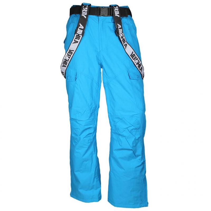 a602d5d7750d Pánske snowboardové nohavice AUTHORITY-PARMON blue -