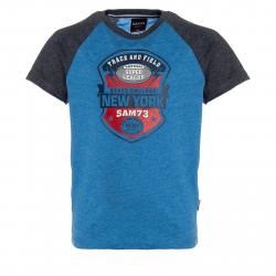 Chlapčenské tričko s krátkym rukávom SAM73-Chlapčenské tričko s krátkým rukávom-220