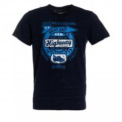 Chlapčenské tričko s krátkym rukávom SAM73-Chlapčenské tričko s krátkým rukávom-240