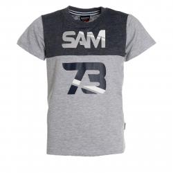 Chlapčenské tričko s krátkym rukávom SAM73-Chlapčenské tričko s krátkým rukávom-525-401