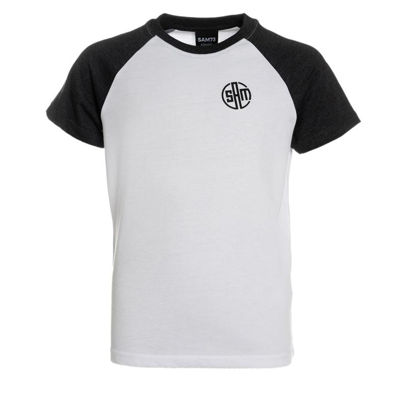 Chlapčenské tričko s krátkym rukávom SAM73-Chlapčenské tričko s krátkým rukávom-528-000 -