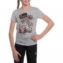 Dievčenské tričko s krátkym rukávom SAM73-Dievčenské tričko s krátkým rukávom-401 -