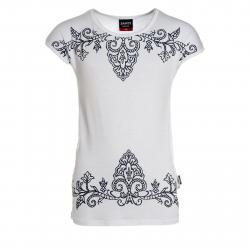 Dievčenské tričko s krátkym rukávom SAM73-Dievčenské tričko s krátkým rukávom-525-000