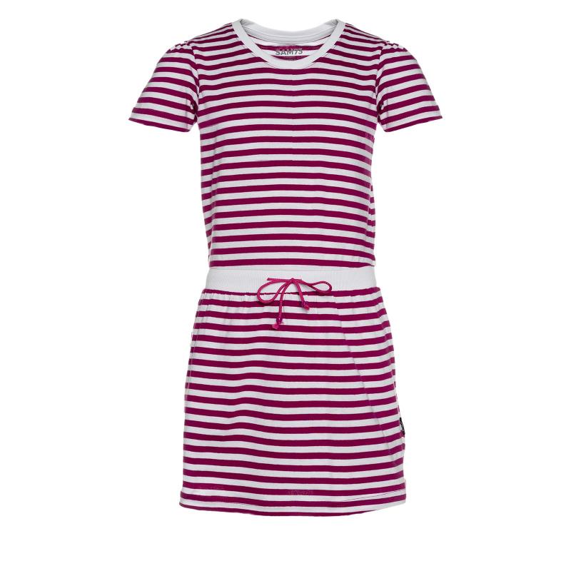 22afbb80d407 Dievčenské šaty SAM73-TAMARINO Detské šaty-411