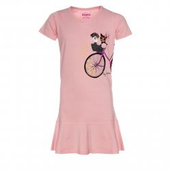 8b25f2f72aa8 Dievčenské šaty SAM73-REMPARTO Detské šaty-417