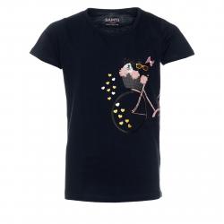 Dievčenské tričko s krátkym rukávom SAM73-TOMBEO Detské tričko-602