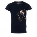 Dievčenské tričko s krátkym rukávom SAM73-TOMBEO Detské tričko-602 -