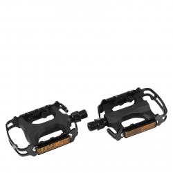 Pedále KROSS-MTB PEDALS BEGGINER 2.0 PLASTIK / ALLOY