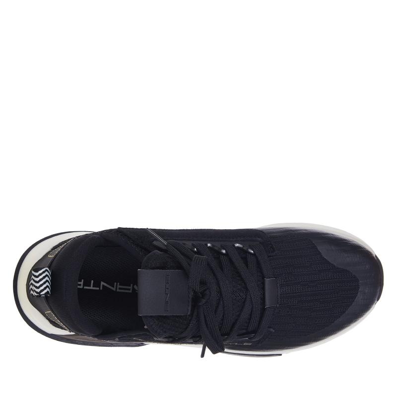 Pánska rekreačná obuv ANTA-Beri black -
