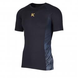 Pánske tréningové tričko s krátkym rukáv ANTA-SS Tee-1-q119-MEN-Black