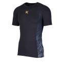 Pánske tréningové tričko s krátkym rukáv ANTA-SS Tee-1-q119-MEN-Black -