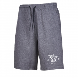 Pánske teplákové kraťasy ANTA-Knit Half Pants-1-q119-MEN-Grey dark