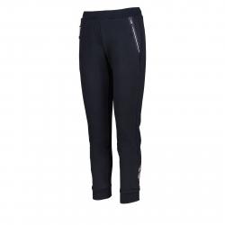 Dámske teplákové nohavice ANTA-Knit Track Pants-4-q119-WOMEN-Black