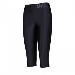 Dámske tréningové 3/4 nohavice ANTA-Knit 3/4 Pants--q119-WOMEN-Black