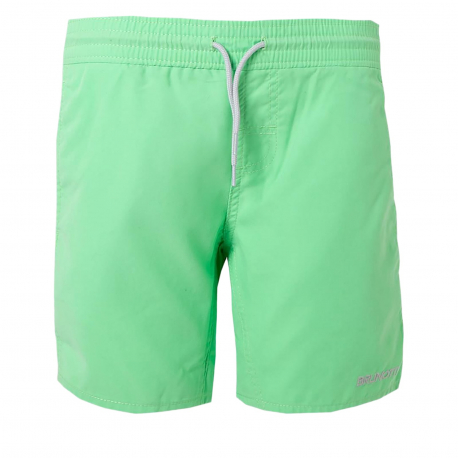Chlapčenské plavky BRUNOTTI-Crunotos Boys Short Spring Green