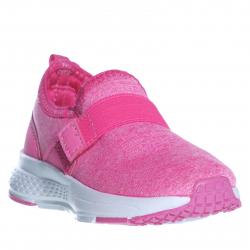Dievčenská rekreačná obuv JUNIOR LEAGUE-ALSTORP fuxia
