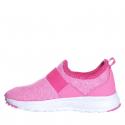 Dievčenská rekreačná obuv JUNIOR LEAGUE-ALSTORP fuxia -