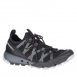 Pánska turistická obuv nízka MERRELL-Choprock black