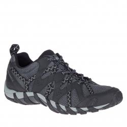 Pánska turistická obuv nízka MERRELL-Waterpro Maipo 2 black