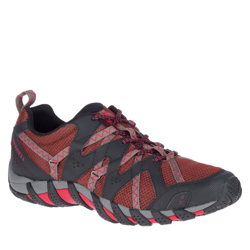a286e32bfeb Pánska turistická obuv nízka MERRELL-Waterpro Maipo 2 henna/charcoa ...