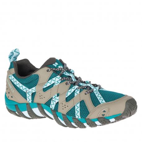 Dámska turistická obuv nízka MERRELL-Waterpro Maipo 2 brindle/spruce