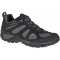 Pánska turistická obuv nízka MERRELL-Yokota 2 black/granite -