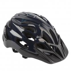 Cyklistická prilba KROSS-HELMET KALMO BLUE BLACK M